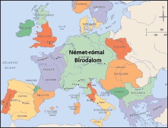 A Nemet Romai Birodalom Tortenete Tortenelemcikkek Hu