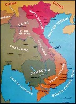 koreai háború térkép A vietnámi háború története | tortenelemcikkek.hu